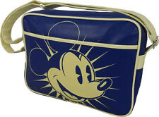 Disney - Mickey Mouse Pop Art Design Retrò Borsa A Tracolla - & Ufficiale