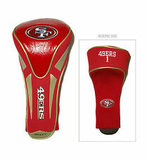 San Francisco 49ers Apex Driver Head Cover 460CC NFL Licensed