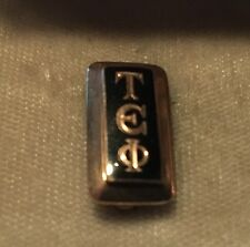 1954 Tau Epsilon Phi Fraternity Pin - 10K Gold - Tau Delta Chapter