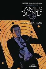 JAMES BOND HAMMERHEAD #5 (OF 6) - 2/15/17+