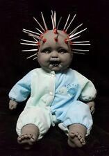 Zombie Baby Hellraiser Doll Halloween Haunted House Prop
