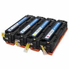 4 Toner for HP Color LaserJet CP1215 CP1515N CP1217 CM1312MFP CP1210 CP1213 IBC