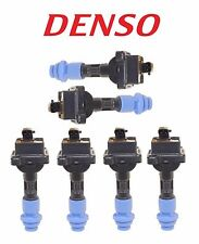 Toyota 1993-1998 Supra Turbo 3.0 V6 Set of 6 Ignition Coils Denso 673-1200 NEW