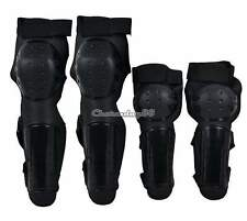 Off Road Motorcycle Bike Knee Guard Elbow Protector Gear Pads Racing Sports  C1