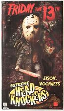 "JASON VOORHEES Head Knockers NECA Friday The 13th HAND PAINTED 7-8"" Inch Statue"
