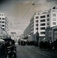 NANTES c. 1950 - Rue du Calvaire Loire Atlantique - Div 2386