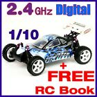 HSP 1/10 SCALE CAR ELECTRIC 4WD OFF ROAD RC RTR BUGGY Rally Truck Truggy REMOTE