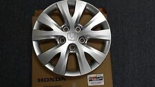 "NEW GENUINE HONDA CIVIC 15"" WHEEL COVER HUB CAP 44733-TR0-A01"