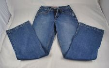Silver Clothing Company Blue Jeans Size 27/33 Made In Canada Great Shape  CC2O4