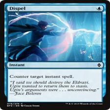 MTG BFZ Battle For Zendikar VO 4 X Dispel C