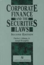 Corporate Finance and the Securities Laws-ExLibrary