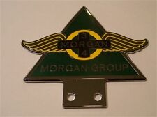 3-4 MORGAN GROUP CAR GRILL BADGE EMBLEM MG JAGUAR TRIUMPH PORSCHE FERRARI AUDI