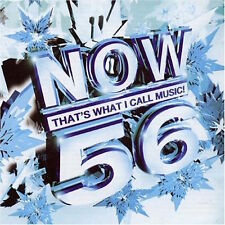 Now That's What I Call Music 56 2 Disc CD FREE SHIPPING
