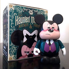 """DISNEY VINYLMATION 3"""" HAUNTED MANSION MICKEY MOUSE & FRIENDS BUTLER TOPPER TOY"""
