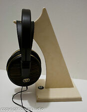 OSCARSAUDIO - HEADPHONE  STAND -  birch ply  fit  grado skull candy sennheiser
