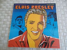 ELVIS PRESLEY BY CLIFF ANDERSON  (33 TOURS VYNIL)