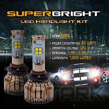 LED 80W 7800LM LED Kit CREE XT-E 6000K White Headlight Light Bulbs  9006 HB4 (B)