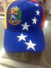 Venezuela Tricolor Flag Unisex Hat / Cap . Wholesale!