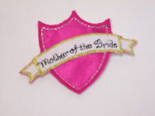 Mother of the Bride Gift Novelty Badge Gift Present Wedding Hen Night #13R77