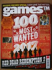 Games TM issue 182 PlayStation VR XBox 360 PS Vita 3DS PS4 Pro Wii Zelda