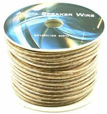 DNF Speaker Wire 12 Gauge 50 Feet - HIGH QUALITY WIRE + SHIPS TODAY!