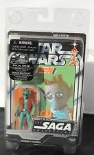 STAR WARS. The SAGA Collection. GREEDO.  2006 Sous blister NEUF