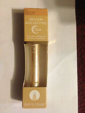 Revlon Age Defying Spa Concealer MEDIUM DEEP #004 BNIB FULL SIZE