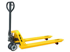 New KB 3T Heavy Duty Hand Pallet Jack/Truck/Trolley (685mm Overall Fork Width)