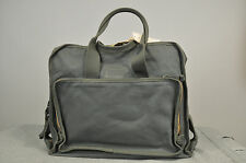 NWT  RALPH LAUREN DOUBLE RL RRL GREY GREEN CANVAS  BAG