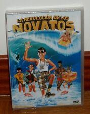LA REVOLUCION DE LOS NOVATOS - DVD - NUEVO - PRECINTADO - COMEDIA - HUMOR
