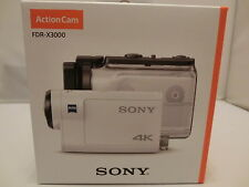 NEW Sony Action Cam  Digital 4K HD Video Camera Recorder FDR-X3000