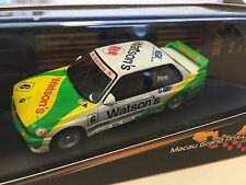 BMW M3 (E30) Winner Macau Race 1991 1:43 IXO MODEL CAR LIMITED EDITION MGPC002