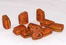 PlusModel Benzinkanister Burn-out cans Kanister 1:35 Great Britain UK WWII kit