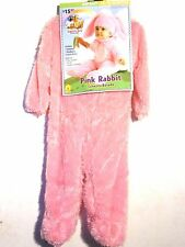 Child GIRL PINK LAMB 12-18 months Halloween Costume dress up