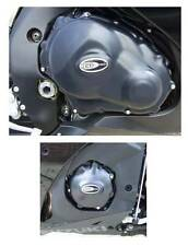 R&G ENGINE CASE COVER KIT (2 Covers) for SUZUKI GSX-R750 K8 to L1, 2008 to 2015