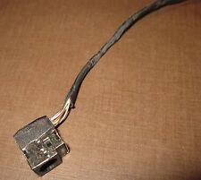 DC POWER JACK w/ CABLE HP PAVILION DV6-2110EF DV6-2110EG DV6-2110EI DV6-2115SG