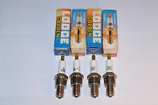 ALFA ROMEO 4 Candele Spark Plugs Kerzen Golden Lodge 25HL 7D Spica Made in Italy