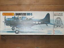 MATCHBOX 1:32 Dauntless SBD-5 Modellbausatz