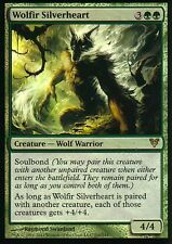 Wolfir silverheart foil | nm | Avacyn restored | Magic mtg