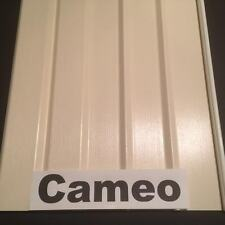 "Mobile Home Skirting Vinyl Underpinning Panel  CAMEO 16"" W x 28"" L (10 Pieces)"