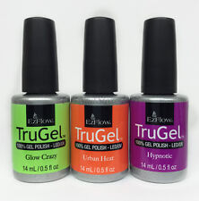 EZFlow TruGel - Gel Nail Polish - Set of Any 3 colors