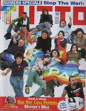 TUTTO 4 2003 Linkin Park Michael Jackson White Stripes Placebo Piero Pelù Kills