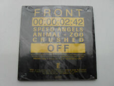 "FRONT 242 OFF 3"" INCH CD PROMO 1993 SPEED ANGELS ANIMAL-ZOO CRUSHED VERSIEGELT"