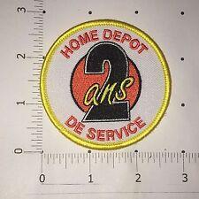"""Home Depot 2 ans De Service Patch  - 2 3/4"""" x 2 3/4"""""""