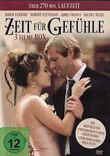 Zeit für Gefühle - 3 Filme Box [FSK12] (DVD) NEU+OVP