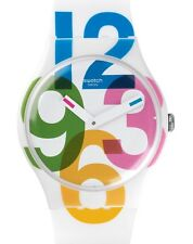 "SWATCH NEW GENT ""CLOCKWISE"" (SUOW117) NEUWARE"