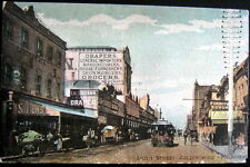 AUSTRALIA~1900's MELBOURNE ~ SMITH STREET ~ COLLINGWOOD ~ DOWNTOWN