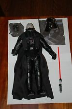 "Darth Vader Removable 12""-Hasbro-Star Wars 1/6 Scale Customize Side Show"