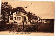 CPA Cambo-les-Bains - Villas style basque (163098)