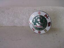 Comm Puerto Rico  Seal cloisonne  logo  lapel pin (4m26  1 )